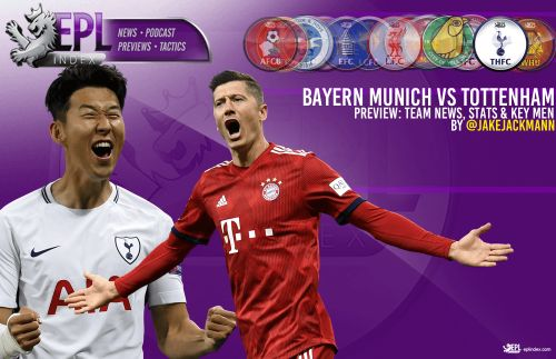 Bayern Munich vs Tottenham Preview | Team News, Stats & Key Men