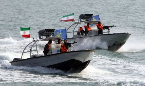 Iran seizes foreign tanker with 12 crew accused of smuggling oil