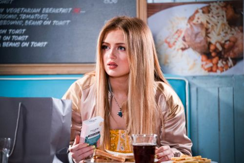 EastEnders spoilers: Tiffany Butcher's obsession with face surgery grows