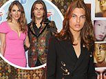 Damian Hurley, 17, is crowned Sexiest Celebrity Offspring by People Magazine