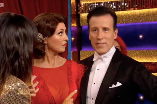Strictly Come Dancing pro Anton du Beke FINALLY gets his first-ever ten