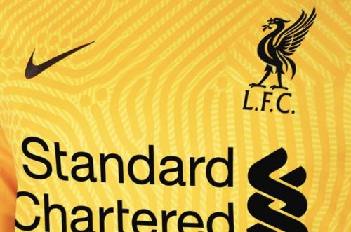 Liverpool's new gold Nike goalkeeper kit for 2020/21 'leaked'