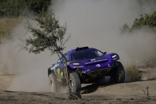 X44 maintains perfect Extreme E qualifying record in Sardinia