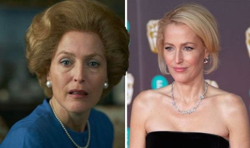 The Crown: Gillian Anderson details Margaret Thatcher characterisation 'Just looked wrong'