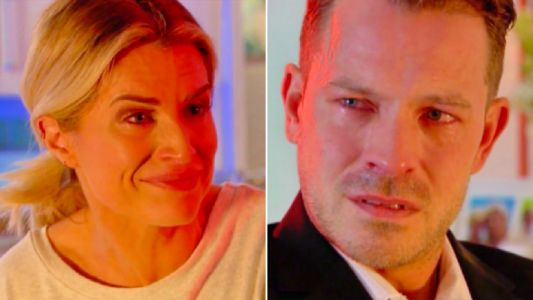 Hollyoaks spoilers: Darren Osborne opens up to Mandy Richardson about contemplating suicide