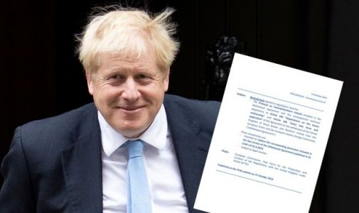 Boris Johnson declares a Brexit agreement in place - 'We've got great new deal'