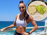 Kayla Itsines sparks a debate after using butter in her beef burger