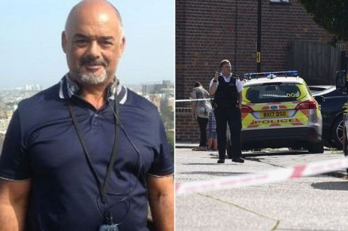 Southall 'murder': First picture of fatal stab victim who begged to see wife