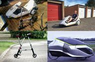 Four times Sir Clive Sinclair tried to revolutionise e-transport