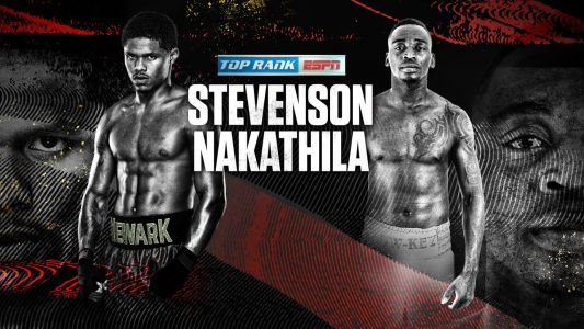 Stevenson vs Nakathila live stream: how to watch title fight boxing online from anywhere