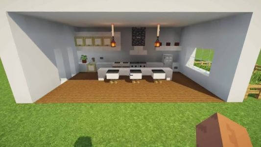 Minecraft kitchen ideas: delicious recipes to give your next build some pizzazz