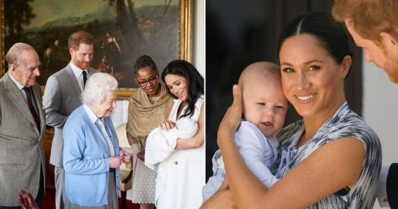 Meghan says Harry was told there were 'concerns how dark' Archie would be
