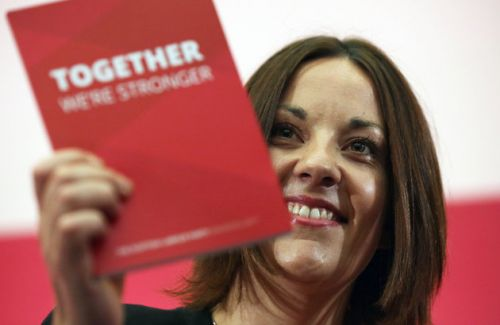 Labour Refuses To Foot Any More Of Kezia Dugdale's Legal Bills In Wings Over Scotland Case