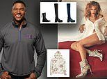 From Michael Strahan's new NFL fashions to Jennifer Lopez's shoe line, the week's style launches