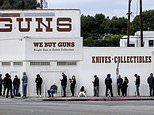 FBI process record number of gun background checks in March as Americans stock up on weapons