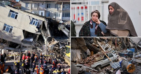 Desperate hunt for survivors as death toll from Turkey earthquake rises to 21