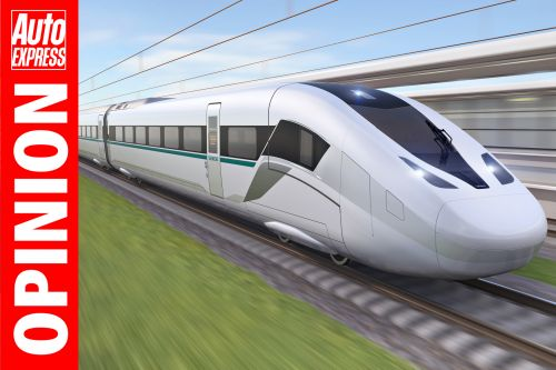 'Widen HS2 into a multi-vehicle transport corridor with lanes for cars'