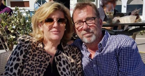 Brit 'stabbed wife to death 11 times before shutting off power to stop calls for help'