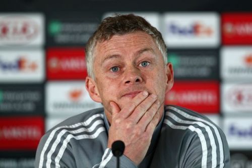 Ole Gunnar Solskjaer aims dig at Patrice Evra over Donny van de Beek views