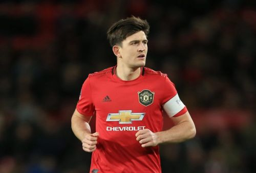 Harry Maguire named new full-time Man Utd captain with Ashley Young joining Inter Milan in £1.2m transfer