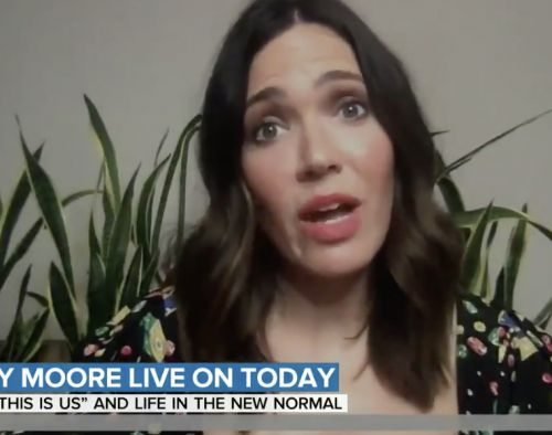 This Is Us' Mandy Moore slams ex Ryan Adams for 'public apology' and says he NEVER made amends for 'abusive' behavior