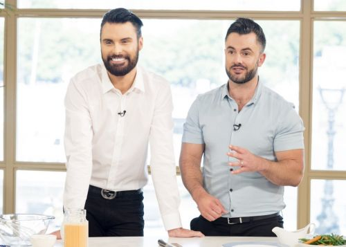 Rylan Clark-Neal 'to divorce husband Dan after trying to salvage relationship'