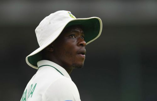 Kagiso Rabada apologises to South Africa team-mate after being banned for final England Test