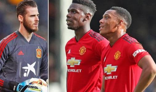 Man Utd injury news: Expected De Gea, Martial and Pogba return dates ahead of Liverpool