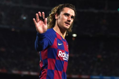 Griezmann drops Coutinho exit hint with Barcelona shirt number admission