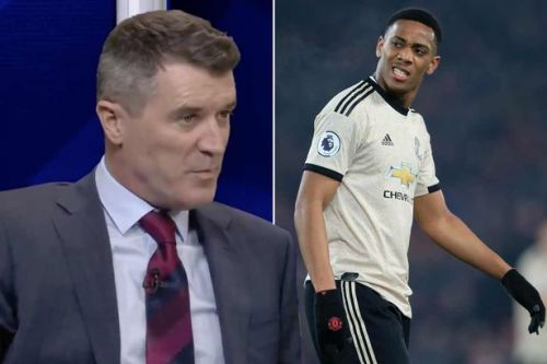 Roy Keane sums up why Anthony Martial isn't good enough for Man Utd