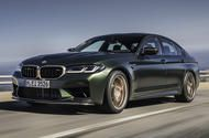 New 2021 BMW M5 CS sets records for pace and power