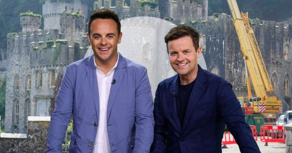 Work begins on new 'I'm A Celebrity set' at 'haunted' Welsh castle