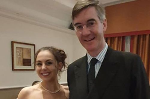 Activist who posed with Jacob Rees-Mogg investigated over alleged racism