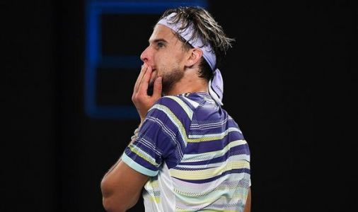 Dominic Thiem had Roger Federer problem during Rafael Nadal Australian Open win