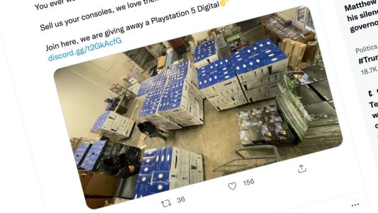 Meet the Group That Buys and Resells Hundreds of PS5s Every Day