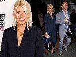 Holly Willoughby generously donates prize diamond to young couple who battled cancer