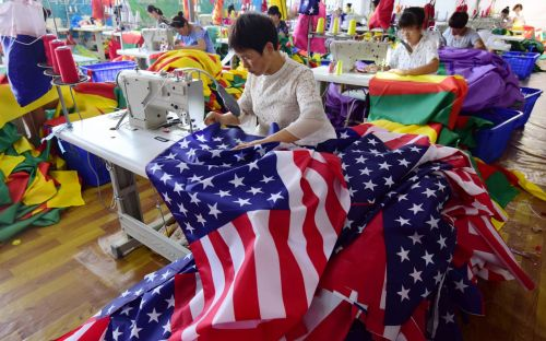 Market report: US and China's move to restart trade talks calms fragile investors