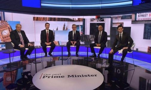Tory leadership debate: Who YOU think won last night's Tory leadership debate - revealed