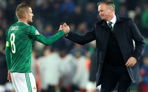Steven Davis penalty miss against Holland denies Northern Ireland boss Michael O'Neill glorious swansong at Windsor Park