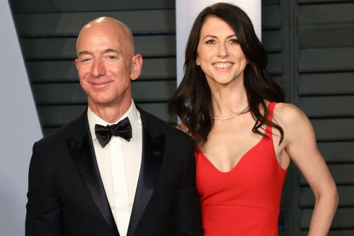 After divorcing the richest man in the world, MacKenzie Bezos is one of the world's 25 richest billionaires