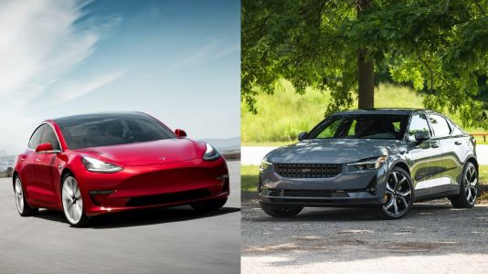 The Tesla Model 3 might have the new Polestar 2 EV beat on paper, but the Polestar won me over - here's why