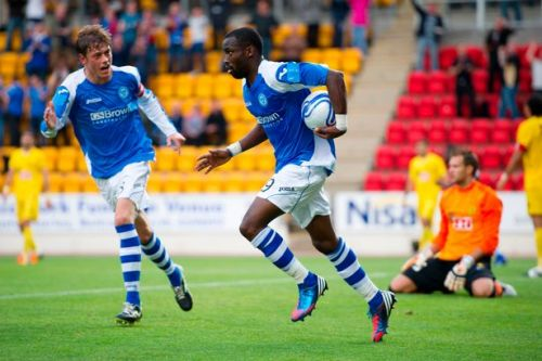 Gregory Tade urges St Johnstone to hold no fear and showcase their talent