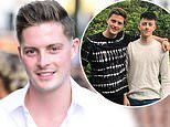 Love Island's Dr Alex George shares his gratitude with everyone who attended brother Llyr's funeral