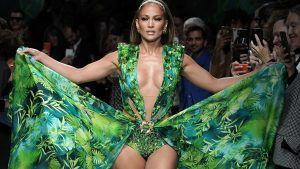 Good luck getting your hands on JLo's Versace dress