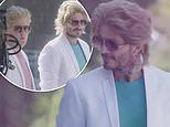 David Beckham and James Corden channel Miami Vice in Late Late Show sk