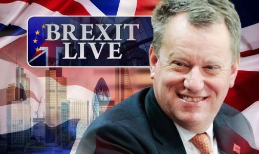Brexit LIVE: David Frost urged to WITHHOLD UK repayments 'Sovereignty above all else!'