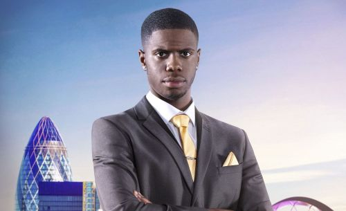 Meet Apprentice 2018 candidate Kayode Damali who says his number one fan is himself