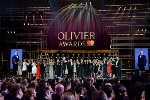 Win a year at the theatre - your chance to judge the Olivier Awards 2021