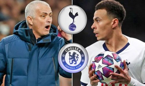 Tottenham fans love Jose Mourinho's team for Chelsea clash - despite Dele Alli snub