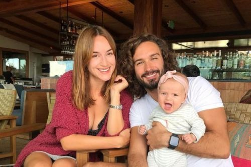 Joe Wicks struggling with anxiety being cooped up with two 'screaming' children